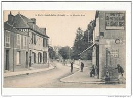 54 LA FERTE SAINT AUBIN LA GRANDE RUE CPA BON ETAT - La Ferte Saint Aubin