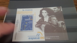 LOT 390283 TIMBRE DE ESPAGNE NEUF** FACIALE EN EUROS - Spain
