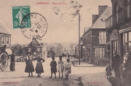 CAMPEAUX  -  Route De Vire - Autres Communes