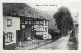 COO (Stavelot) - Maison Ardennaise Au Village De Grand Coo - Edit. Luma, Tél. 70, Aywaille - Stavelot