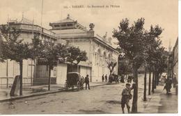 DINARD - 35 - Le Boulevard De L'Ecluse Animé - Dinard