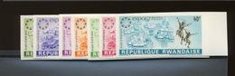 1968   NON DENTELE  Expo De Montréal - Rwanda