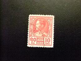 SIAM 1928 Roi Prajadhipok Yvert 196 FU - Siam