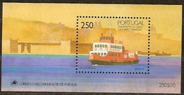 Portugal  1989 Yvertn° Bloc 66 *** MNH Cote 11,00 Euro Bateaux Boten Ships - Blocs-feuillets