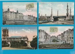 OOSTENDE Lot Van 112 Postkaarten - Postcards