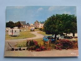 REGNEVILLE-sur-MER Le Camping Du RUET ( CIM ) Anno 19?? ( Voir Photo ) ! - Coutances