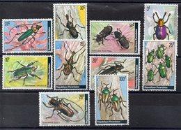 RWANDA  Timbres Neufs ** De 1978 ( Ref 5165 )  Animal - Insecte - Rwanda