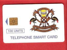 UGANDA  Chip Phonecard - Uganda