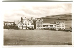 Woolacombe Bay Hotel And Golf Club Real Photo Postcard Sent 1948 - Ilfracombe