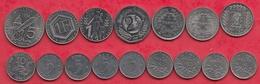 France 110 Pièces Dans L 'état (8 Premières Pièces En SUP)(AUCUN DOUBLE PETIT PRIX DE DEPART) - Lots & Kiloware - Coins