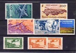 2 Aerogrammes **1989-1991 + Pa 61-63 * - Luftpost