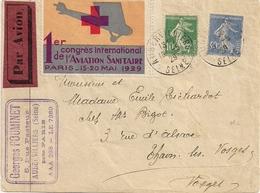 Poste Aérienne - Paris 1929 - Timbres