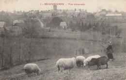 80 - BEAUCHAMPS - Vue Générale - France