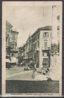 Alessandria - Piazzetta Della Lega, Via Milano E Sinagoga          (C482) - Alessandria