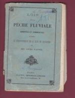 170318 - PHOTOGRAPHIE - Début XXe - Livret LOIS Sur La PECHE FLUVIALE - Fishing