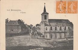 80 - LE BOSQUEL - L' Eglise - France
