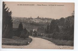 LA CELLE SAINT CLOUD (78) - CHATEAU PESCATORE - LE COTEAU DE LOUVECIENNES - La Celle Saint Cloud