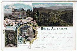 68..VALLEE  DE MUNSTER  - HOTEL   ALITENBERG        BE - Munster