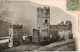 73. La Bathie. Ruines De Chantemerle - Autres Communes