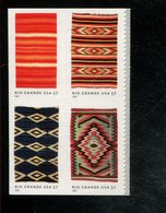 538825610 US. 2005 ** MNH 3929A RIO GRANDE BLANKETS ART LINKS ONGETAND - United States