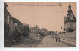 CONFLANS SAINTE HONORINE (78) - RUE DE L'HOTEL DE VILLE - Conflans Saint Honorine