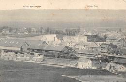 Pontarlier Gare Borel - Pontarlier