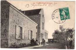 CPA MAYENNE.SAINT-GEORGESl-le-FLECHARD.ECOLE - France
