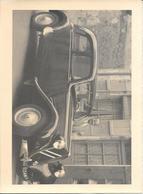 PHOTOGRAPHIE FORMAT 18 X 13 CM CITROEN TRACTION AVANT TRES BEAU PLAN - Automobiles