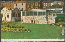 Shell House, Leven, Fife, C.1950s - Valentine's Postcard - Fife