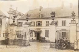 Photo Octobre 1915 ESQUERCHIN (près Douai) - Le Château, Casino Des Officiers Allemands (A181, Ww1, Wk 1) - France