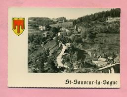 63 - PUY DE DÔME - SAINT / ST SAUVEUR LA SAGNE Prés AMBERT - - France