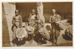 GHANA, GOLD COAST - War Drums, Ashanti - Ghana - Gold Coast