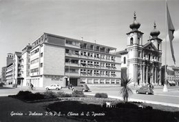 GORIZIA - PALAZZO I.N.P.S. - CHIESA SANT' IGNAZIO - VIAGGIATA - Gorizia
