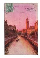 ITALIE . VENEZIA . VENISE . RIO S. BARNABA - Réf. N°8356 - - Venezia (Venedig)