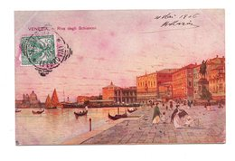 ITALIE . VENEZIA . VENISE . RIVA DEGLI SCHIAVONI - Réf. N°8357 - - Venezia (Venedig)