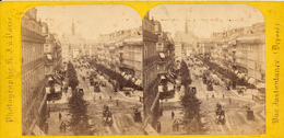 Paris, Hippolyte Jouvin, Boulevard Sébastopol, No.43, Rive Gauche - Stereoscopes - Side-by-side Viewers