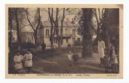 Bonnières Sur Seine  -  Jardin Public - Bonnieres Sur Seine