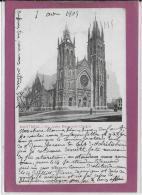 MONTREAL St- James Methodiste Church - Montreal