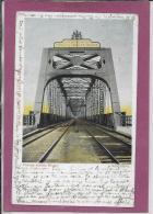 MONTREAL  Victoria Jubilee Bridge - Montreal