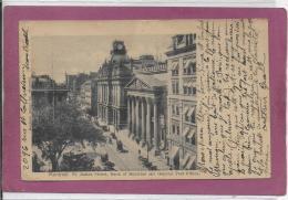 MONTREAL ST- JAMES STREET , BANK OF MONTREAL - Montreal