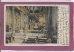 MONTREAL  SOUVENIR DE SAINT ANNE  De  BESURRE Interieur De La Cahédrale - Montreal