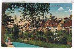 68  ALTKIRCH     VUE  GENERALE         1J474 - Altkirch