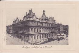 CPA - 17. LYON - Palais De La Bourse - Lyon