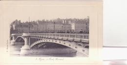 CPA - 9. LYON - Pont Morand - Lyon
