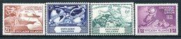 Pitcairn Islands 1949 KGVI 75th Anniversary Of Universal Postal Union UPU Set MNH (SG 13-16) - Pitcairn Islands