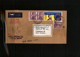 Pakistan Airmail Registered Letter - Pakistan