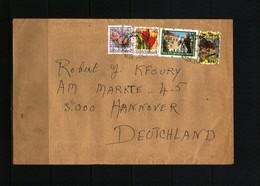Lebanon Airmail  Letter - Libanon