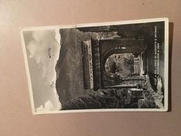 Susa Arco Di Augusto E Sfondo Del Rocciamelone Viaggiata 1941 - Italien