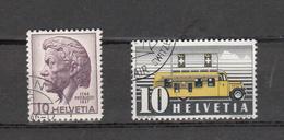 1946   N° 275-276   OBLITERES        CATALOGUE ZUMSTEIN - Suisse