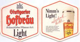 #D199-005 Viltje Stuttgarter Hofbräu - Sous-bocks